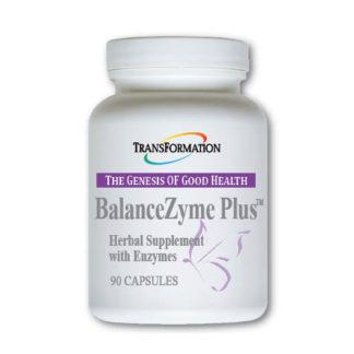 Ферменты BalanceZyme Plus (90) Transformation для эндокринной и пищеварительной систем
