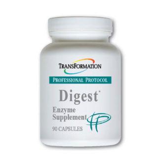 Лучшие ферменты для пищеварения Digest Transformation