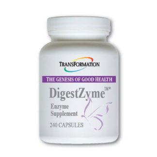 Ферменты DigestZyme (240) Transformation для пищеварения