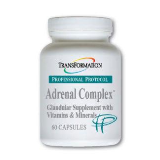 Ферменты Adrenal Complex (60) Transformation для эндокринной системы