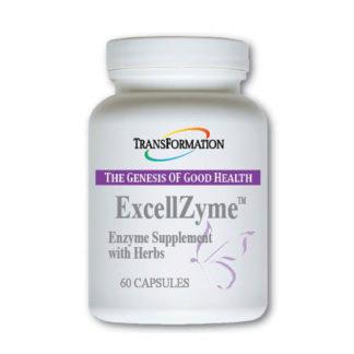 Ферменты Excellzyme (60) Transformation от последствий усталости
