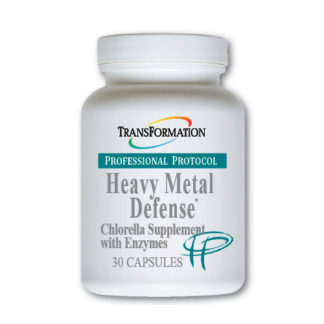 Ферменты Heavy Metal Defense (60) Transformation для иммунитета