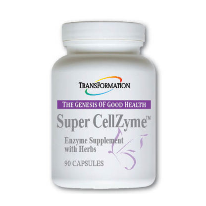 Ферменты Super CellZyme (90)