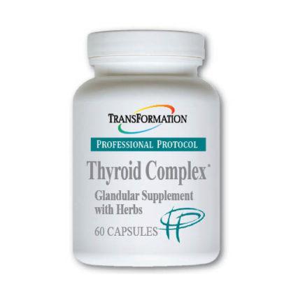 Ферменты Thyroid Complex (60)