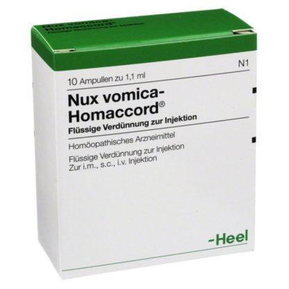 Нукс Вомика-Гомаккорд