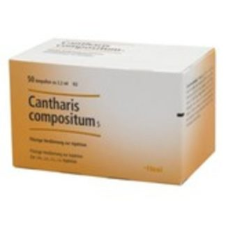 Cantharis compositum S (Кантарис композитум С)