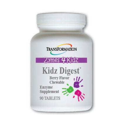 Ферменты для пищеварения для детей Kids Digest (90)