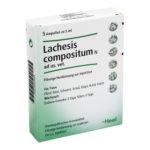 Lachesis Compositum N ad us.vet. купить в Санкт-Петербурге