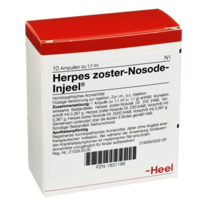 Herpes zoster-Nosode-Injeel